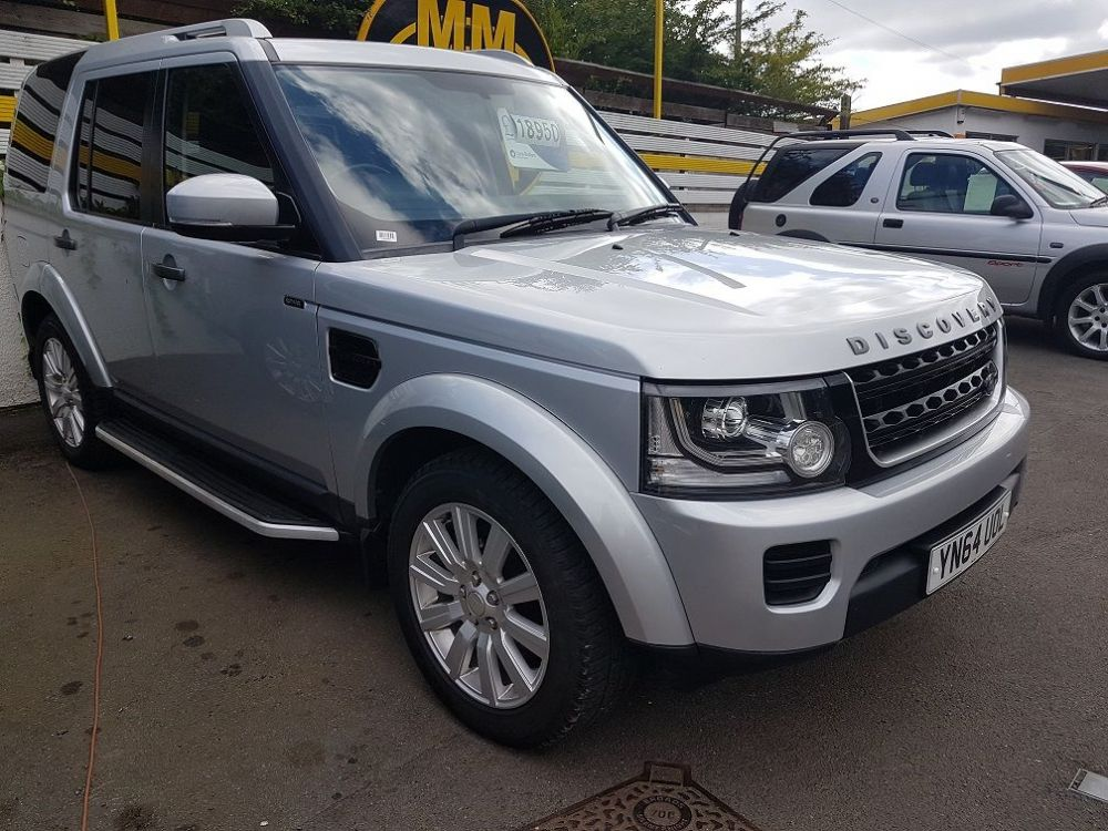 ***SOLD***Discovery 4 3.0 SDV6 GS 2014***SOLD***